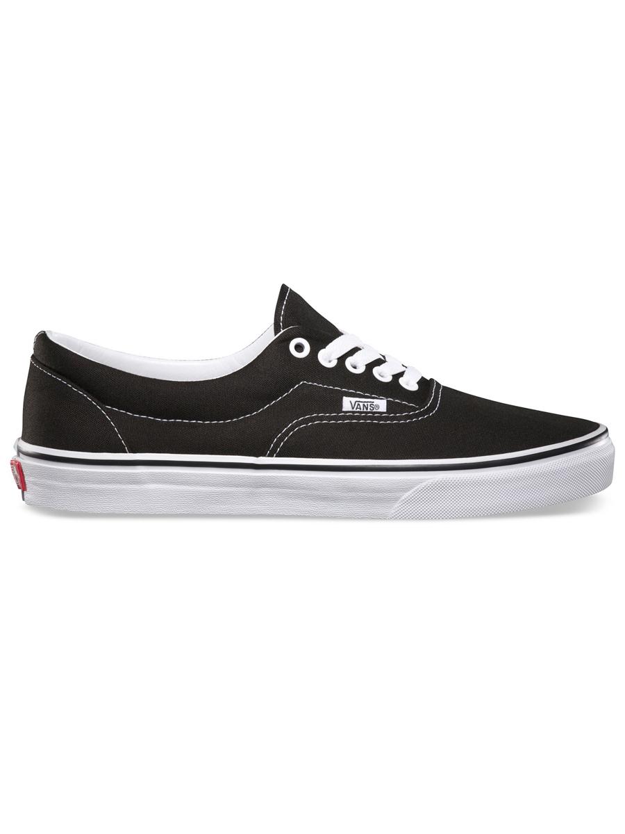 Vans Boty Era Black - 9,5usw černá