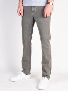 VANS kalhoty V76 SKINNY Worn Grey