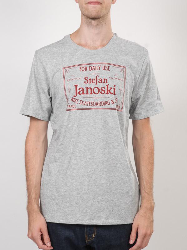 Nike Sb Triko Janoski Label 063 - L