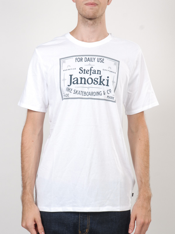 Nike Sb Triko Janoski Label 100 - XL
