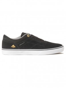 EMERICA boty THE HERMAN G6 BLACK/WHITE