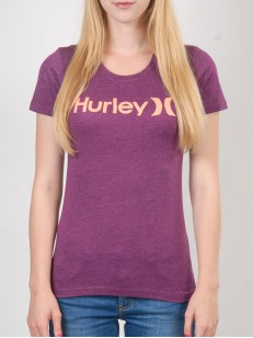 HURLEY triko ONE & ONLY H59B