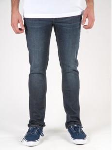 ETNIES kalhoty E1 SLIM WORN INDIGO