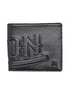 NIXON peněženka HYDE BI-FOLD BLACK