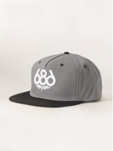 686 kšiltovka OG grey