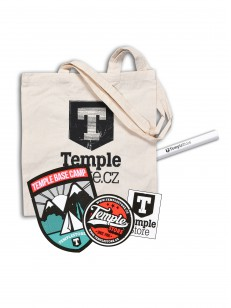 TEMPLE Shopping Pack  WHT/WHT