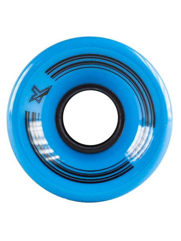 Nils Pennyboard Kolečka Extreme Blue 60 modrá