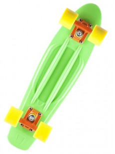 NILS pennyboard FISHBOARD EXTREME GREEN