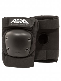REKD chránič RAMP ELBOW PAD BLACK