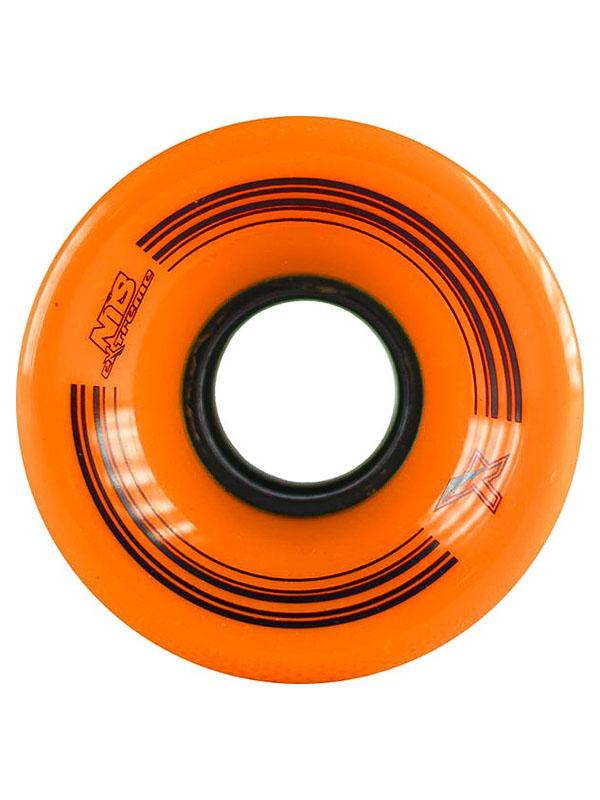 Nils Pennyboard Kolečka Extreme Orange - 60 oranžová