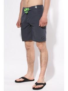 OAKLEY koupací šortky CLASSIC COLORBLOCK GRAPHITE