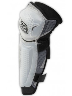 TROY LEE DESIGNS chránič METHOD KNEE GUARDS WHITE