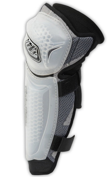 Troy Lee Designs Chránič Method Knee Guards White bílá