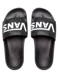 VANS pantofle SLIDE-ON BLACK