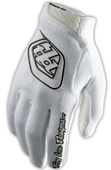 Rukavice Troy Lee Designs Air Youth White