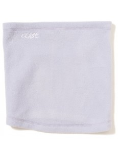 CLAST šátek FLEECE ANTHRACITE