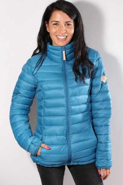 Burton Bunda Evergreen Synthetic Insulator Jaded - S modrá