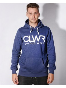 COLOUR WEAR mikina CLWR PATRIOT MELANGE