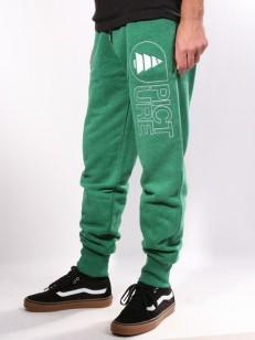 PICTURE kalhoty DUSKI GREEN