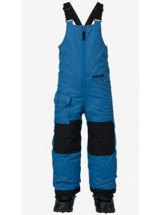 BURTON kalhoty MAVEN BIB GLACIER BLUE