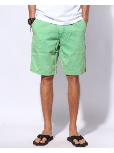 VOLCOM kraťasy FROZEN REGULAR CHINO MIX KELLY GREE
