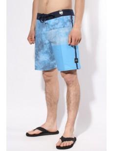OAKLEY koupací šortky VOYAGE VAGABOND PACIFIC BLUE