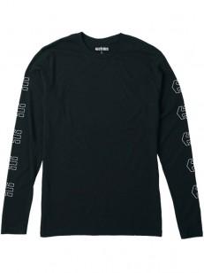 ETNIES tričko TAF ICON BLACK