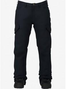 BURTON kalhoty FLY SHORT TRUE BLACK