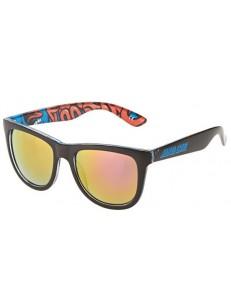 SANTA CRUZ sluneční brýle SCREAMING INSIDER Black/