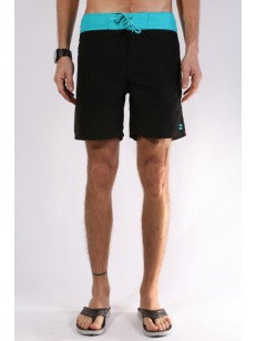 BILLABONG koupací šortky ALL DAY SHORTCUT BLACK/AQ