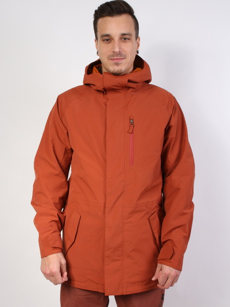 Burton Bunda Radial Picante - Xl oranžová