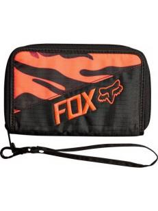 FOX peněženka VICIOUSWRISTLET BLACK