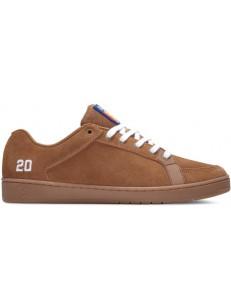 ÉS topánky SAL BROWN/GUM