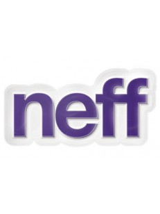 NEFF pad LOGO PURPLE