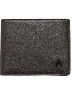 NIXON peněženka ARC BI-FOLD BROWN