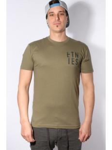 ETNIES tričko CORRODE MILITARY