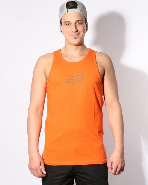 Fox Tílko Electro premium Orange - L oranžová