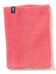 CLAST šátek KNITTED HEATHER APRICOT