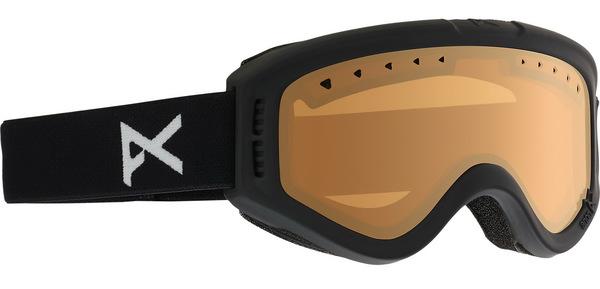 Anon Brýle Tracker Black/amber