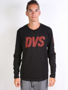 DVS triko REPEAT BLACK