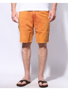 VOLCOM kraťasy FROZEN REGULAR CHINO MIX MAPLE