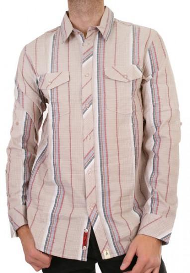 ALTAMONT košile WEEKENDER KHAKI