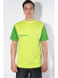 ROYAL dres ALTITUDE JERSEY LIME GREEN/OLIVE