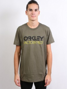 OAKLEY triko FP LOGO DARK BRUSH