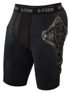 BURTON trenky WB TOTAL IMP SHORT TRUE BLACK