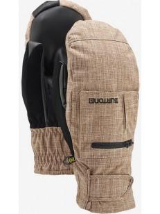 BURTON rukavice BAKER 2 UNDERMITT BEAVER TAIL
