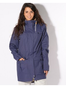 COLOUR WEAR bunda JETTY PARKA PATRIOT BLUE