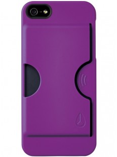NIXON pouzdro CARDED IPHONE 5 PURPLE