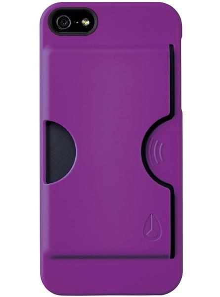 Pouzdro Nixon Carded Iphone 5 Purple