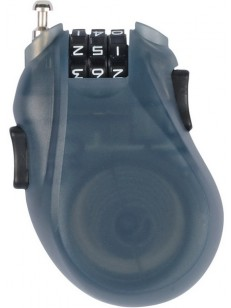 BURTON zámek CABLE LOCK TRANSLUCENT BLACK